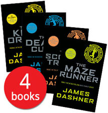 The Maze Runner Collection - 4 Books