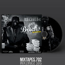 Young Buck - 10 Bricks Mixtape (Full CD/Front/Back Artwork)