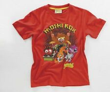 BOYS RED MOSHI MONSTER T-SHIRT IN AGE 9-10 YEARS BNWT