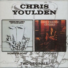 "Chris Youlden: ""Nowhere Road & Citychild""  (2 on 1 CD)"