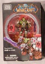 World Of Warcraft RAGEROCK 2'' mini Figure Mega Bloks 91003