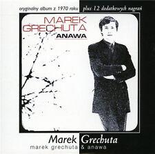 CD MAREK GRECHUTA & ANAWA Świecie nasz + nagrania dodatkowe
