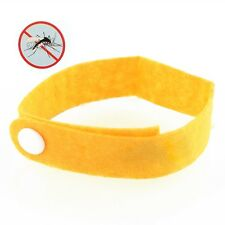 20X Natural Anti Mosquito Repellent Repeller Kids Camping Wrist Bands