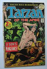 Tarzan  #208 (DC 5/72) VF+ to VF/NM Joe Kubert-c/a. 52 Pgs./2nd DC Issue/Super!!