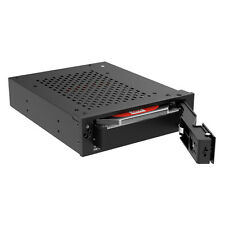"ORICO 5.25"" cd-rom Spazio per 3.5"" SATA HDD Mobile Rack Bracket con interruttore acceso/spento"