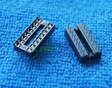 30 x New 16 pin 16pin IC Sockets Adaptor Solder Type