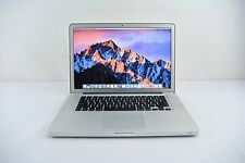 "15"" Apple MacBook Pro 2.3GHz Quad Core i7 8GB RAM 750GB HD MD035LL/A + Warranty"