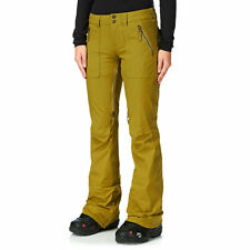 Burton Vida Womens Snowboard Ski Pants Slim Skinny Ladies Trousers Salopette NEW