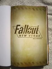 Fallout New Vegas Hardcover Comic/Graphic Novel - From Collector's Edition