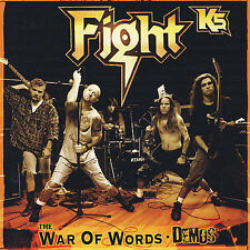 The War Of Words: Demos, Fight, Excellent Extra tracks