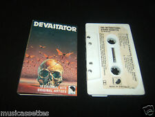 DEVASTATOR AUSTRALIAN CASSETTE TAPE AC/DC ACDC EMI FLASH AND THE PAN VARIOUS