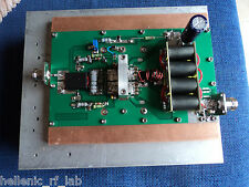 0.4 to 7.5 MHz 1.35 KW PEP HF AM modulation LDMOS-FET  LINEAR AMPLIFIER