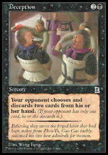 Deception X4 (Portal 3 Kingdoms) MTG (NM) *CCGHouse* Magic