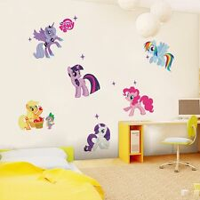 My Little Pony Kids Room decor Quote Wall Sticker Wall Decals Nursery decor