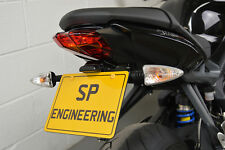 Triumph Street Triple 675 (2013) SP Engineering Tail Tidy / Fender Eliminator