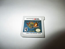 Monster Hunter 4 Ultimate (Nintendo 3DS) XL 2DS Game