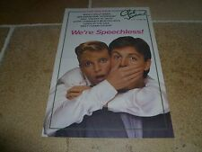 Paul McCartney Wings Fun Club Sandwich Magazine # 50 Autumn 1988 Beatles