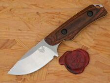 Benchmade 15016-2 SMALL Skinner FB Wood