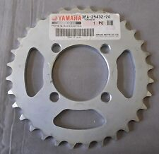 Genuine Yamaha YFA1 YFM125 Rear Sprocket 3FA-25432-20 Kettenrad Corona