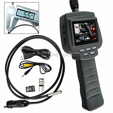 5.5 mm MINI TELECAMERA registrabili VIDEO Inspection BORESCOPE AUTO MOTORE Serpente mirini