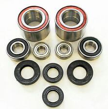 2008 2009 POLARIS OUTLAW 525 IRS FRONT AND REAR WHEEL BEARINGS AND SEALS