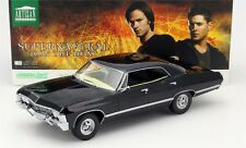NEW GREENLIGHT 1:18 SUPERNATURAL 1967 CHEVROLET IMPALA SS OHIO PLATE DIECAST CAR