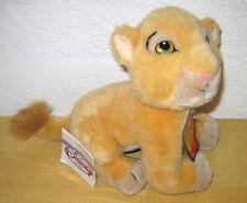 """Young Nala Lion King Plush Cub Stuffed Animal Toy 8"""" Disney Store Simba"""