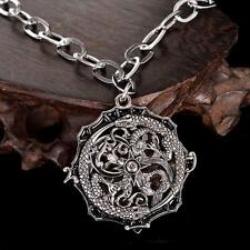 Nice Men's LF Stainless Steel Chain Chinese Dragon Pendant Necklace 30 inch