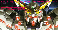 Metal Detail-Up Parts Set GOLD For Bandai PG 1/60 Unicorn Gundam SHIP FROM USA