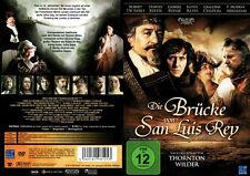Die Brücke von San Luis Rey, Romanverfilmung, Robert De Niro, Harvey Keitel, DVD