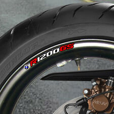 BMW R 1200 GS WHEEL RIM STICKERS DECALS r 1200gs B