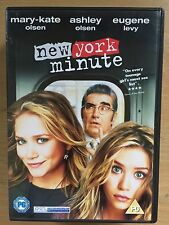 Mary-Kate & Ashley Olsen NEW YORK MINUTOS ~ 2004 Familia Película GB DVD