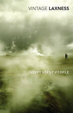 LAXNESS,H-INDEPENDENT PEOPLE BOOK NEW