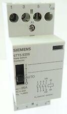 Siemens 5TT5 8306 Insta Schütz Contactor 230VAC Installationsschütz 25A AC3 4kW