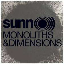 Monoliths & Dimensions - SunnO))) CD