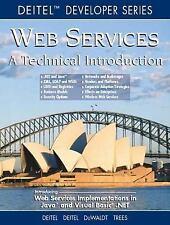 Web Services A Technical Introduction Deitel, Harvey M., Deitel, Paul, DuWaldt,