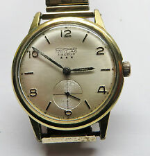 Wonderful Mens Vintage Pontiac Nageur Wristwatch
