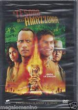 Dvd **IL TESORO DELL'AMAZZONIA** con The Rock Dwayne Douglas Johnson nuovo 2004