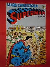 SUPERMAN -ALBI CENISIO  N°3 -DEL1982 ACTION COMICS 1975 -NO NEMBO KID