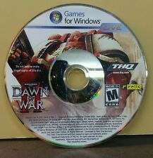 DAWN OF WAR II (PC) EXCELLENT CONDITION (DISC ONLY) #070 (NO CODE)