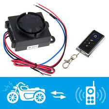 Motorcycle Anti theft security Alarm System with Remote Control Vibration Sensor