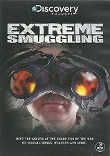 EXTREME SMUGGLING - 3 DVD BOX SET - MEET THE AGENTS AT THE SHARP END OF THE WAR