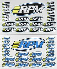 RPM Pro Logo Decal  RPM RPM70005