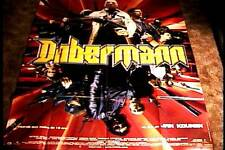 DOBERMANN ORIG FRENCH MOVIE POSTER 47X63