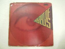 FOCUS  IN & OUT OF FOCUS polydor stereo RARE LP RECORD vinyl  INDIA INDIAN vg-