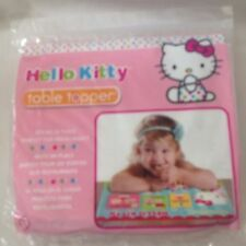 "Hello Kitty 8""x6"" Table Place Mat Drinks Coaster Japan Sanrio   gpu02214hL"