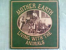 Acid Blues LP MOTHER EARTH Living With The Animals Hippie MERCURY Gatefold Orign