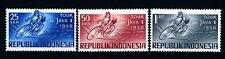 "INDONESIA - 1958 - Gara ciclistica ""Tour de Java"""
