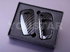 Audi Original De Fibra De Carbono Llavero Funda A1 A2 A3 A4 A5 A6 A7 A8 S4 S6 S8 Q3 5 7