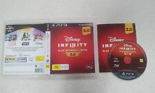 Disney Infinity 3.0 Play Without Limits Game Sony PS3 Game Only